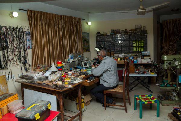Electronics-Setup