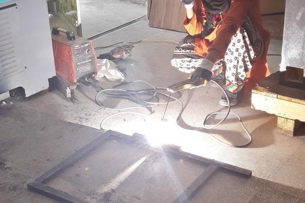 Electric Welding 1
